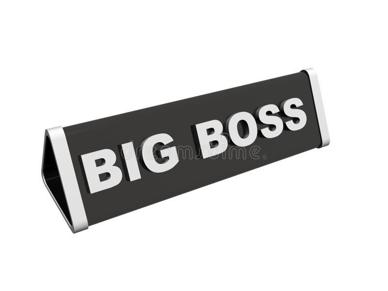 Big Boss Stock Images