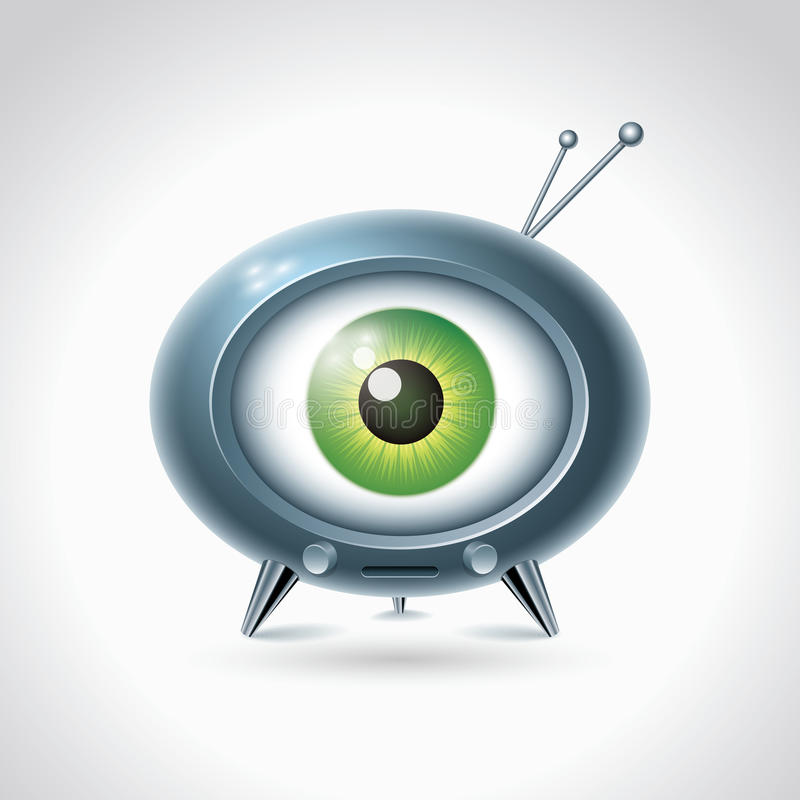 Download Big Brother Is Watching You. Stock Images - Image: 30407284
