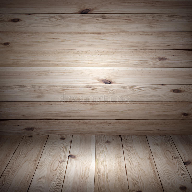 Big brown floors wood planks texture background wallpaper. royalty free stock photography