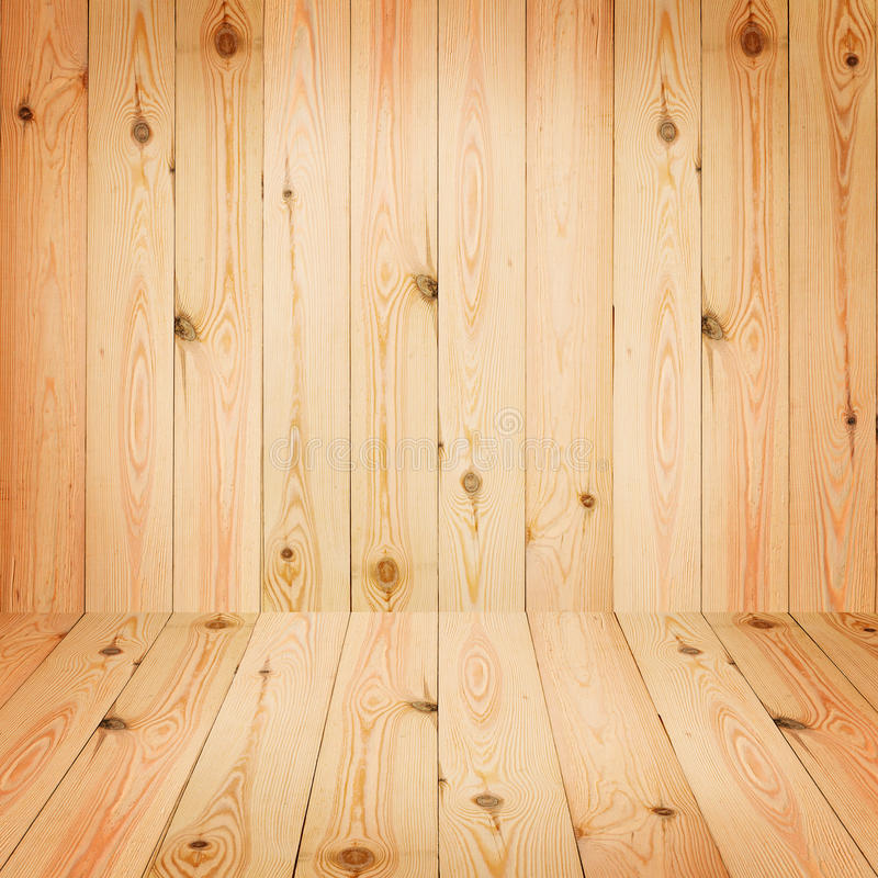 Big brown floors wood planks texture background wallpaper. Stand for product showcase royalty free stock photo