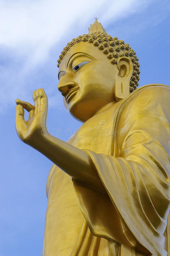 Download Big Buddha Statue In Thailand Stock Image - Image: 26272791
