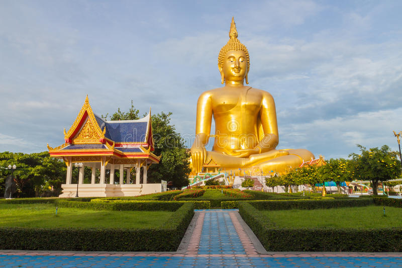 Big Buddha In Thailand Stock Image Image Of Religion - Thailand religion