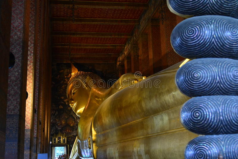 Download Big Buddha stock photo. Image of thai, antique, temple - 43628596