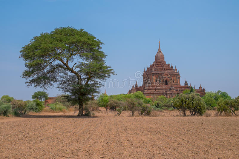 Download Big Buddhist Temple In Bagan Stock Photo - Image: 33643012