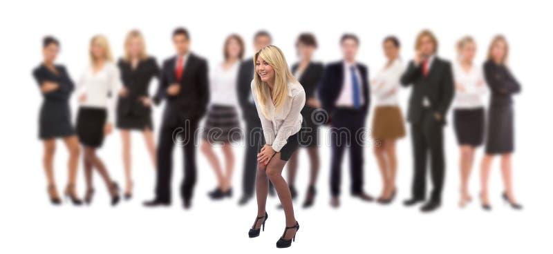 Download Big business team stock image. Image of teamwork, seminar - 9830205