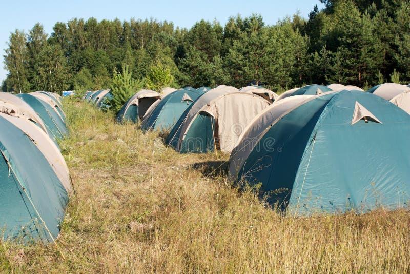 Big camping.