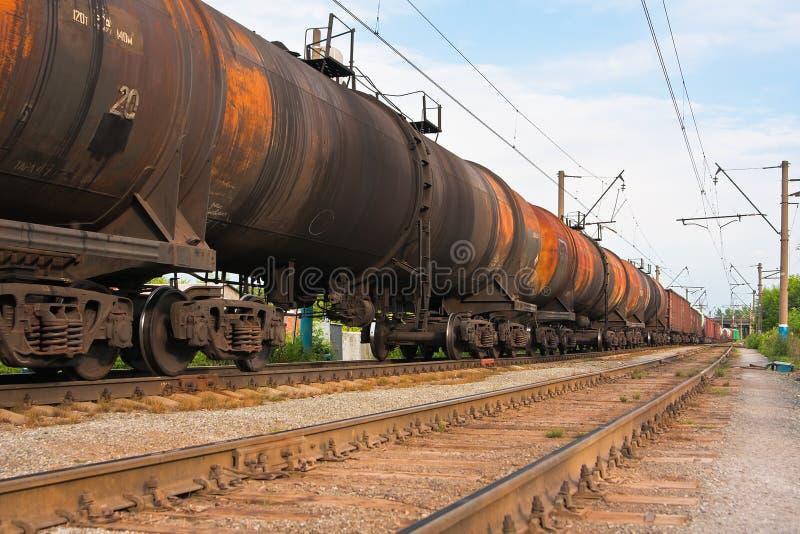 Big Cargo Transportation Stock Photo