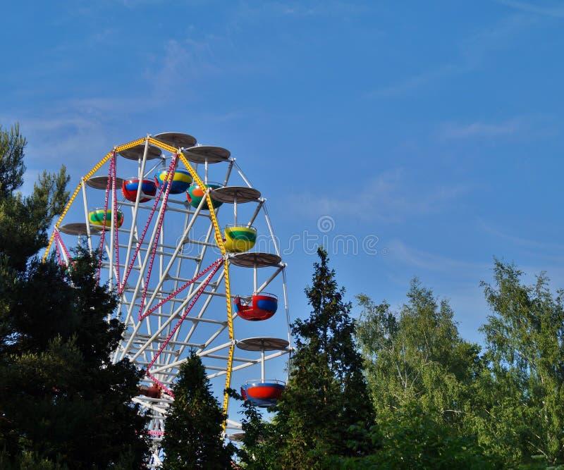 Big carousel stock photos