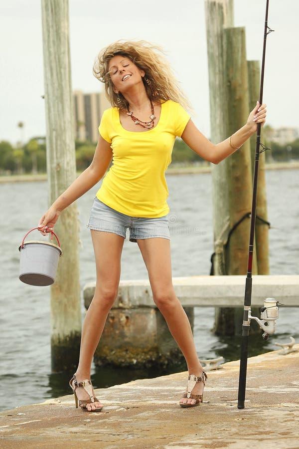 Big catch royalty free stock photos