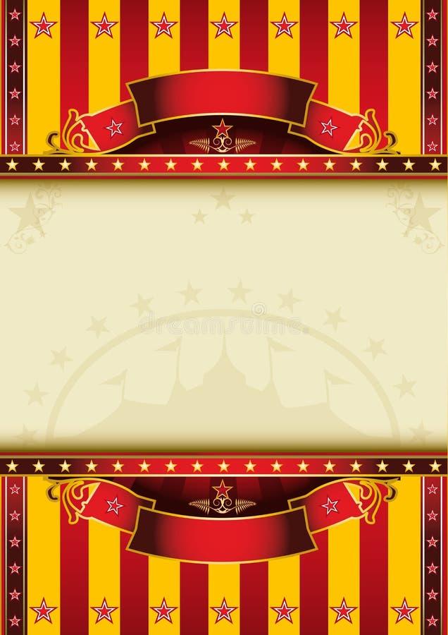 Big circus royalty free stock images