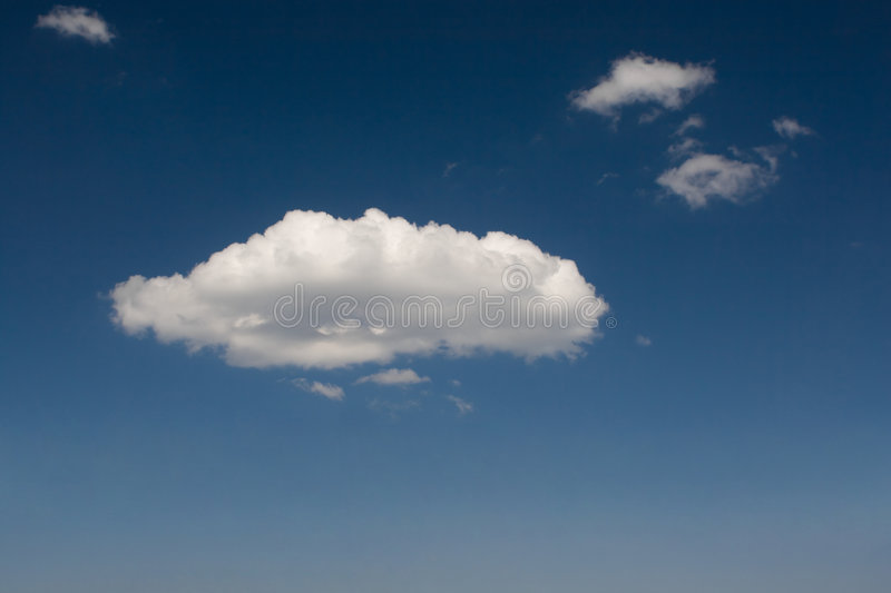 Download A big cloud stock photo. Image of space, blue, summer - 5065444