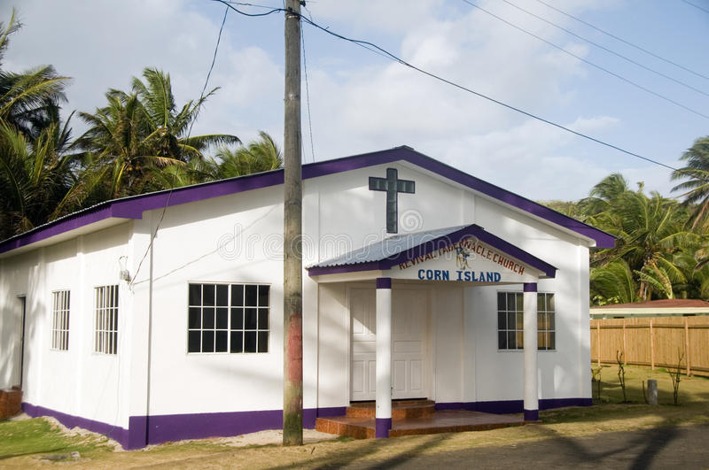 Download Editorial Revival Tabernacle Church Corn Island Nicaragua Centra Editorial Stock Photo - Image: 30288568