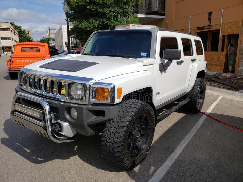Big daddy hummer royalty free stock photography