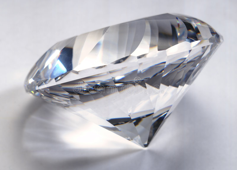 Big diamond stock photos
