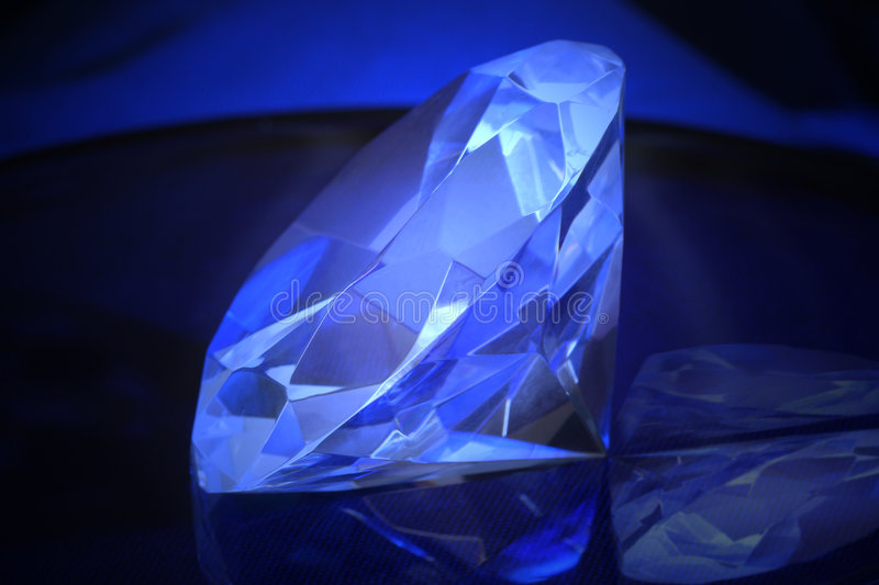 Big Diamond royalty free stock images