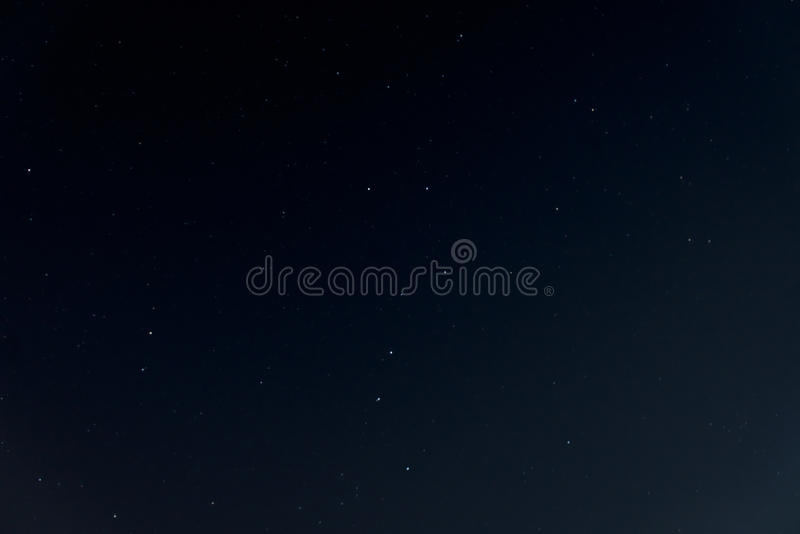 Big Dipper. royalty free stock photography
