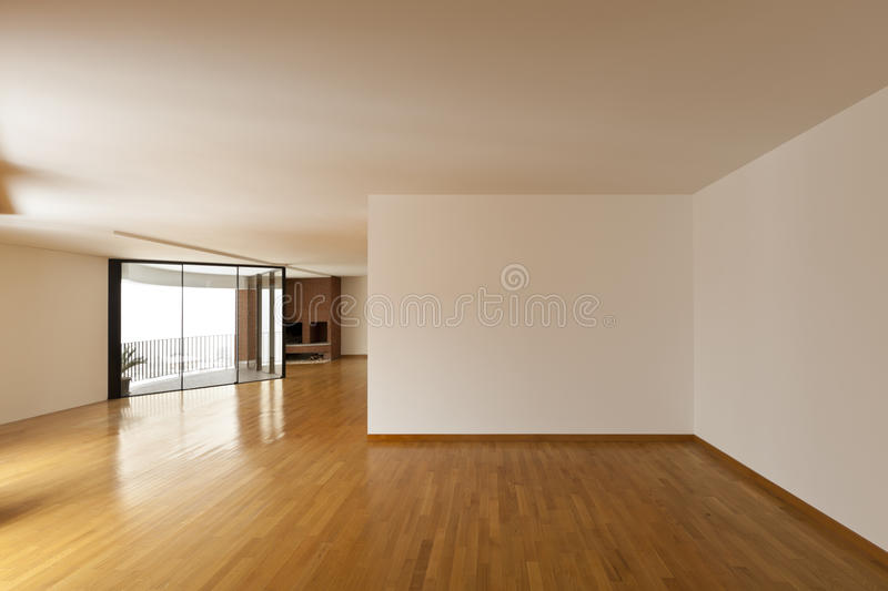Big empty room stock photo image of room space bright for Big empty living rooms