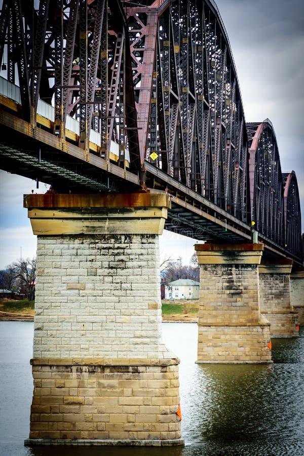 Free Big Four Bridge Stock Image - 47834011