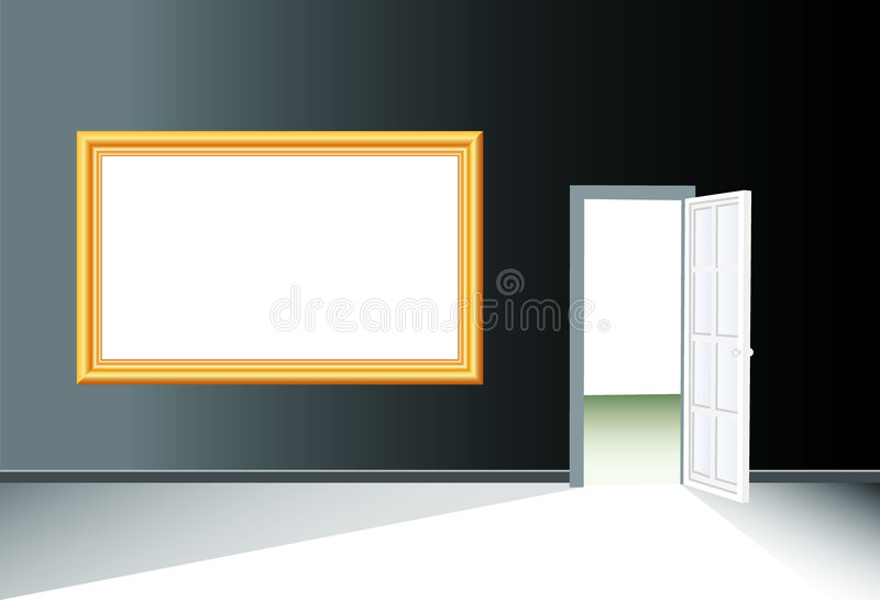 Big Frame Royalty Free Stock Photography