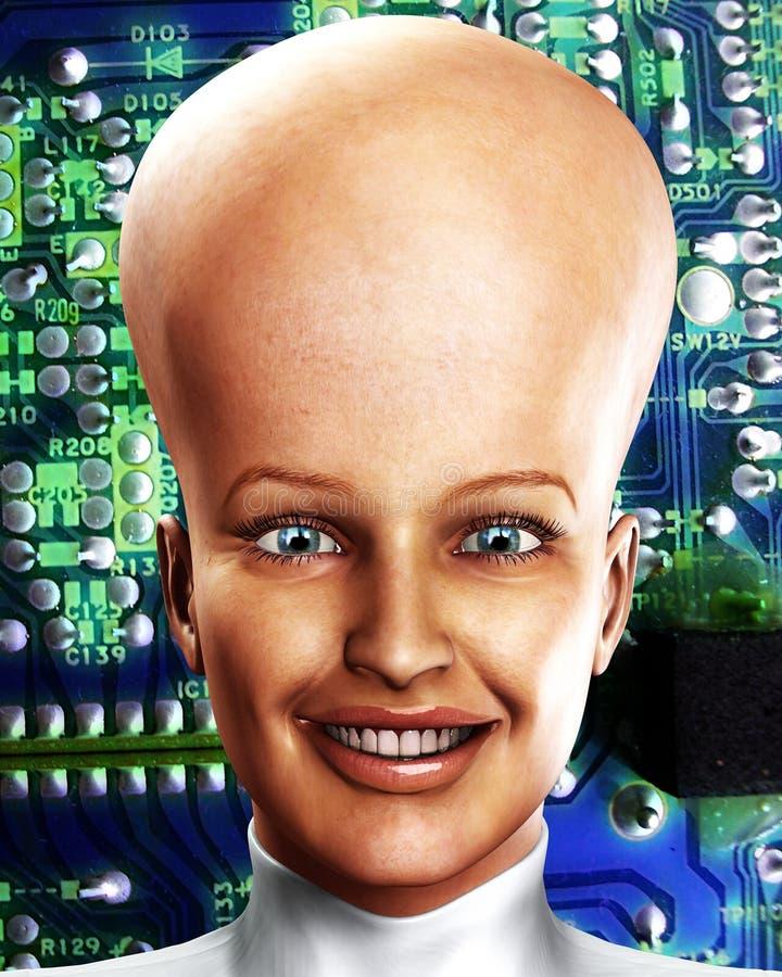 Free Big Head 34 Stock Image - 2530121