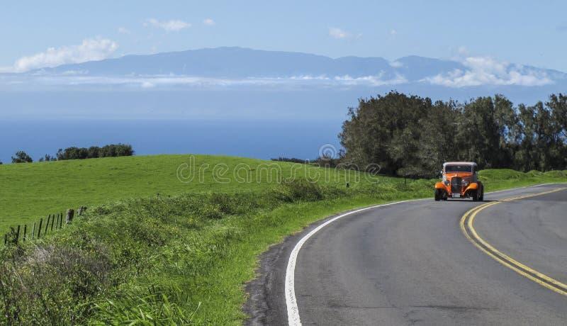 big hsland highway royalty free stock image