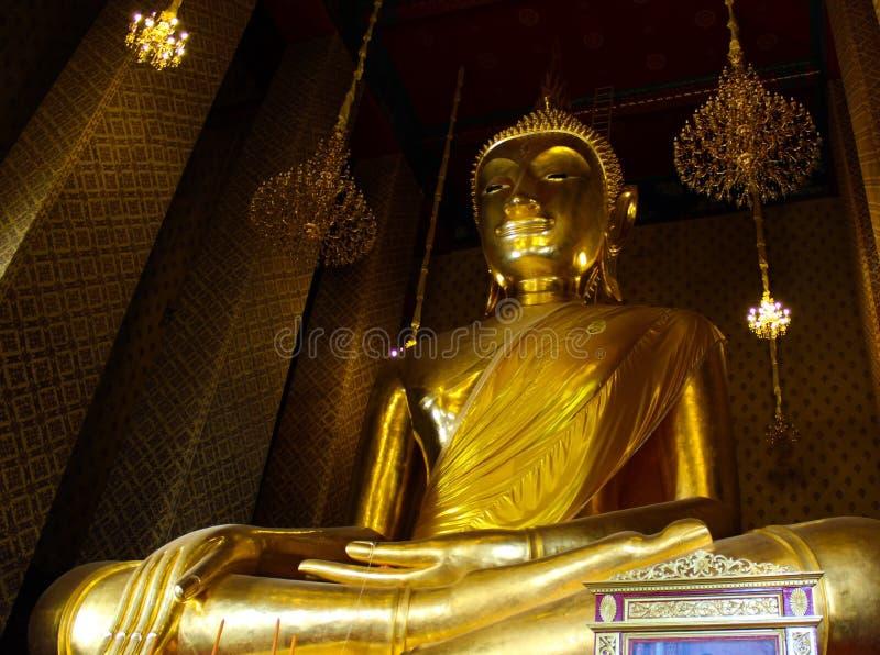 Big image of buddha royalty free stock images