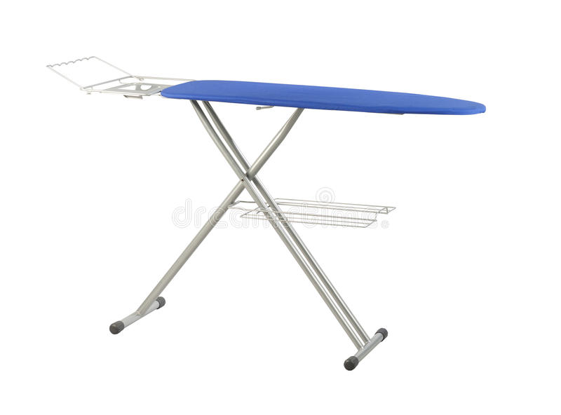 Big ironing board. Strong and safety royalty free stock photo