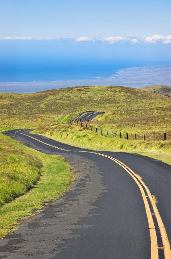 Download Big Island Saddleback Road Royalty Free Stock Image - Image: 515886