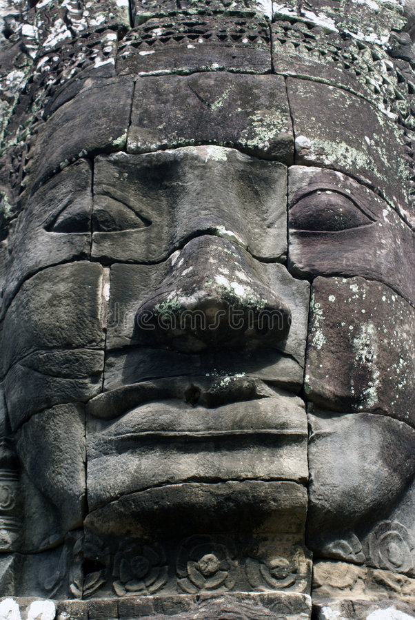 Download Big Khmer Face Stock Photography - Image: 5823332