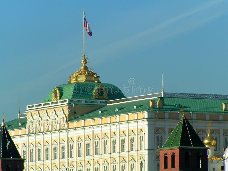Download Big Kremlin Palace, Moscow stock image. Image of symbol - 452311