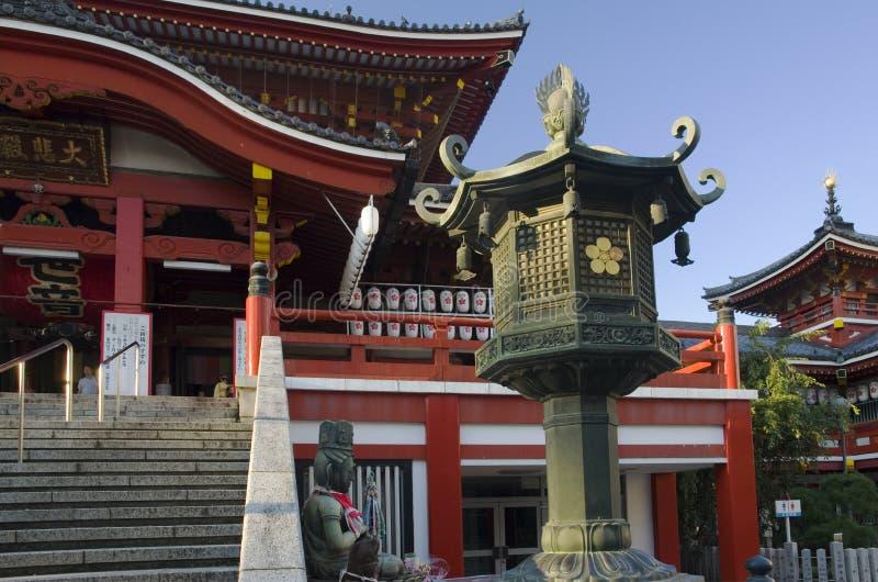 Osu Kannon Temple in Nagoya, Japan stock image