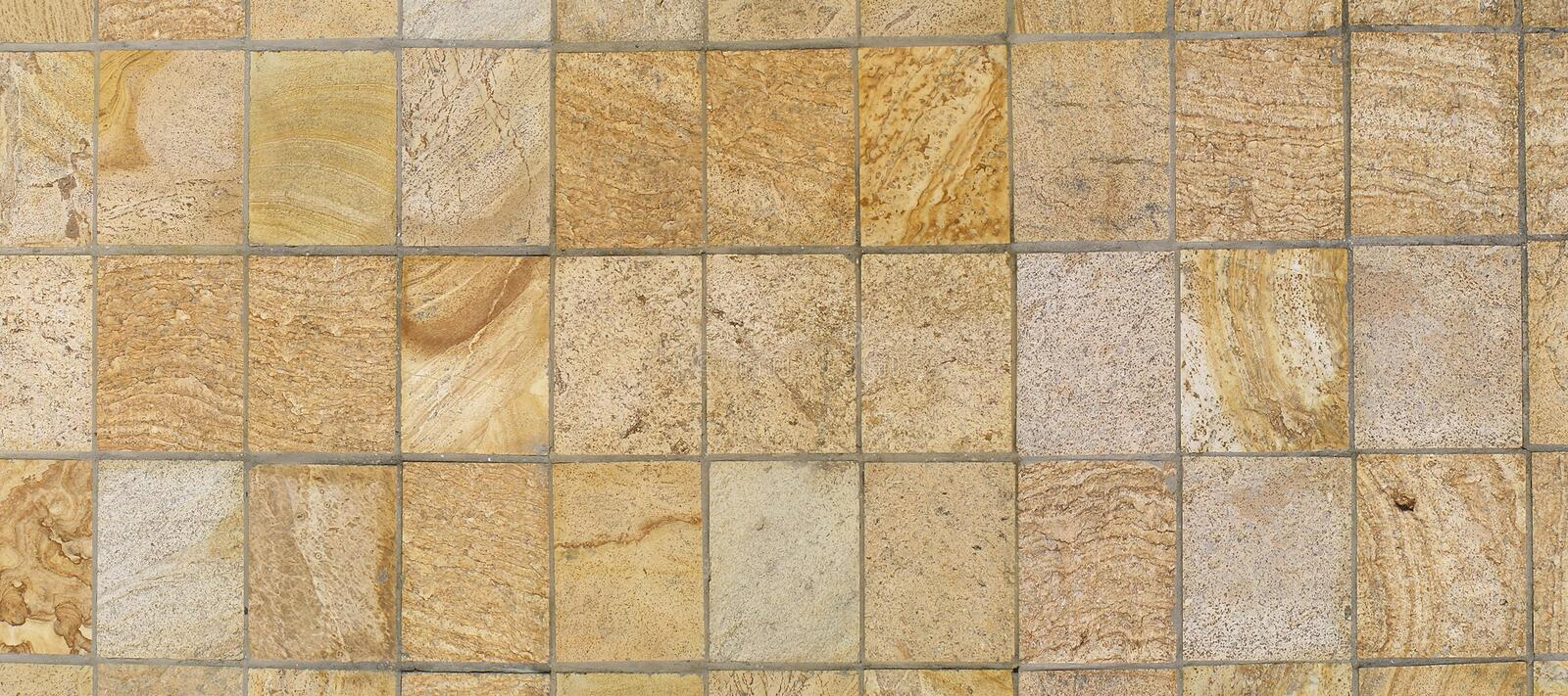 Big Limestone wall. Background and Textures stock photos