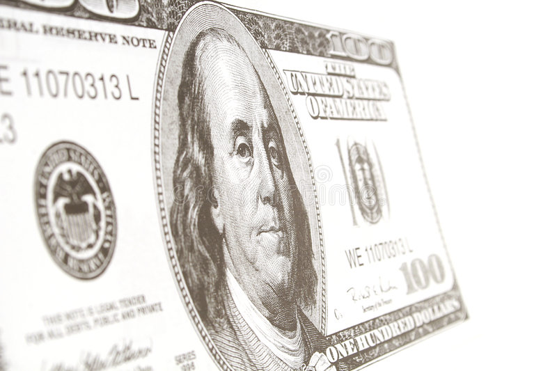 Big money copyspace right royalty free stock images