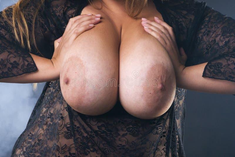 Big boobs nude close up — photo 3