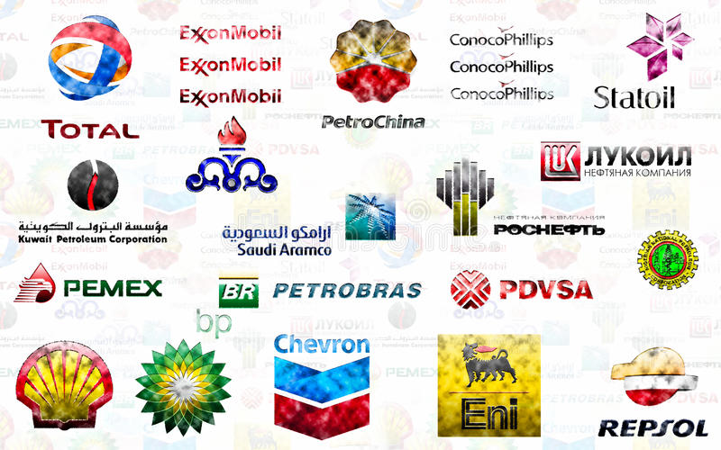 Download Big Oil editorial photo. Image of chevron, crude, exxon - 25616591