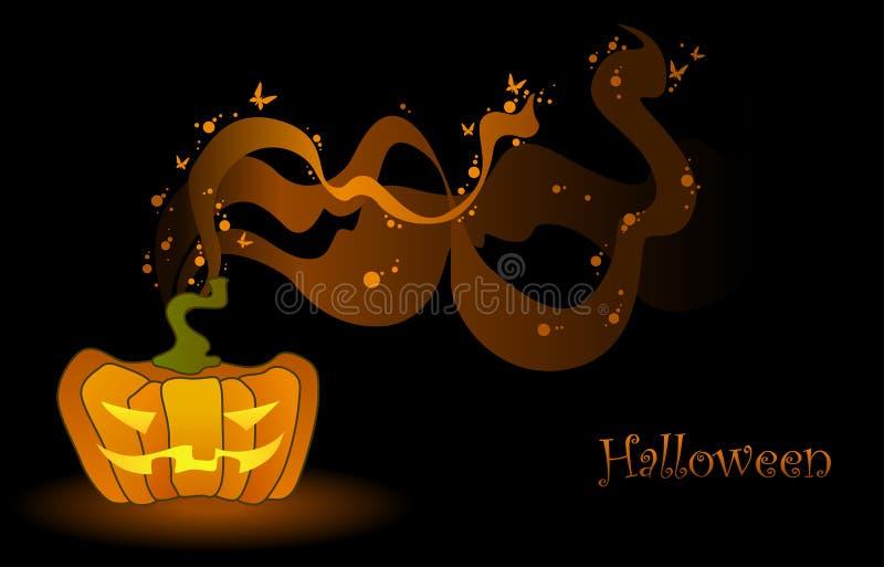 Download Big Orange Jack-O-Lantern Pumpkin Stock Vector - Image: 18283835