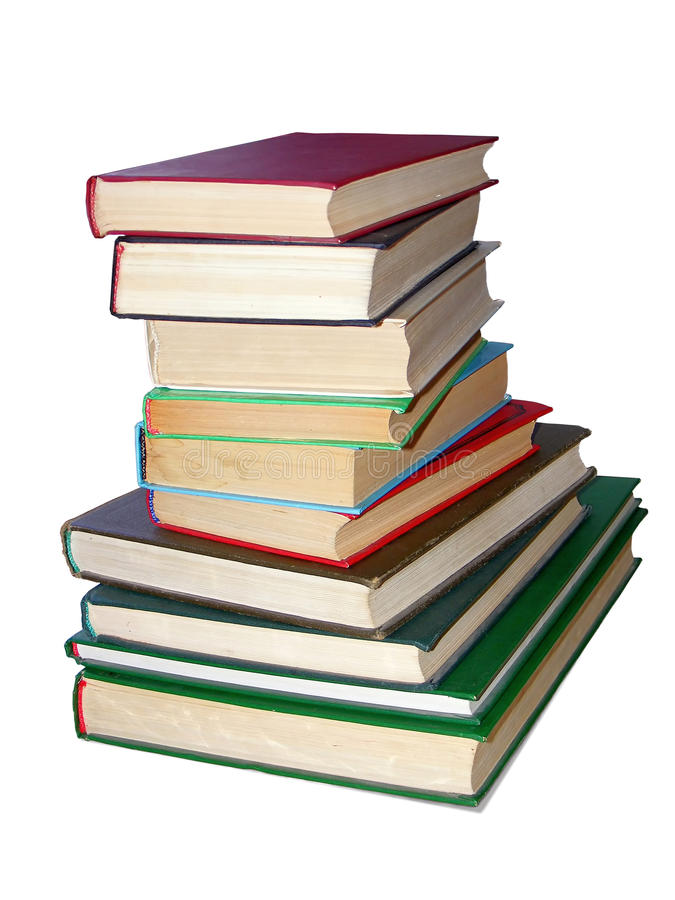 Free Big Pile Of The Books Royalty Free Stock Photography - 88382227