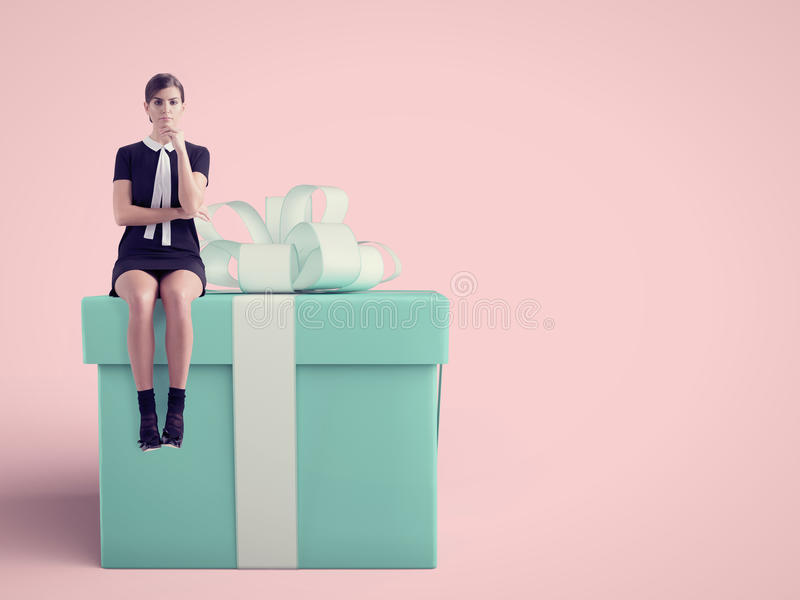 Big present day stock photography