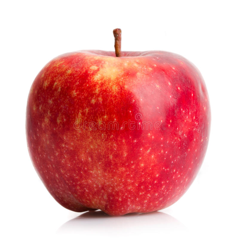 Free Big Red Apple Royalty Free Stock Images - 16533289