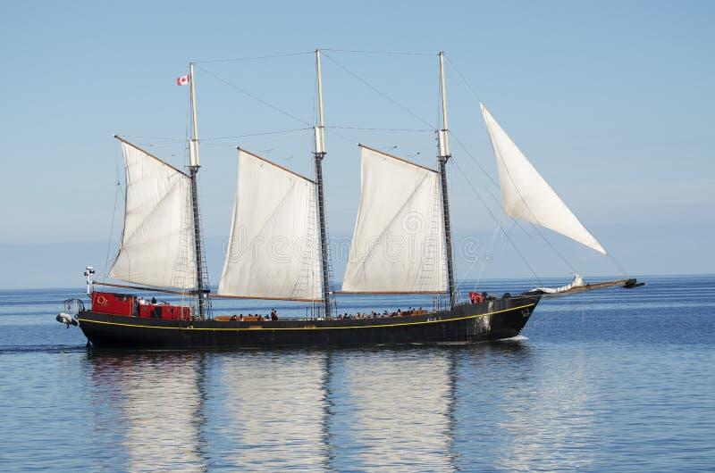 Download Big Sailboat Navigating On The Mediterranean Sea Stock Photo - Image: 20699510