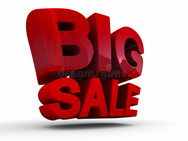 Download Big sale stock illustration. Image of present, creativity - 15987683