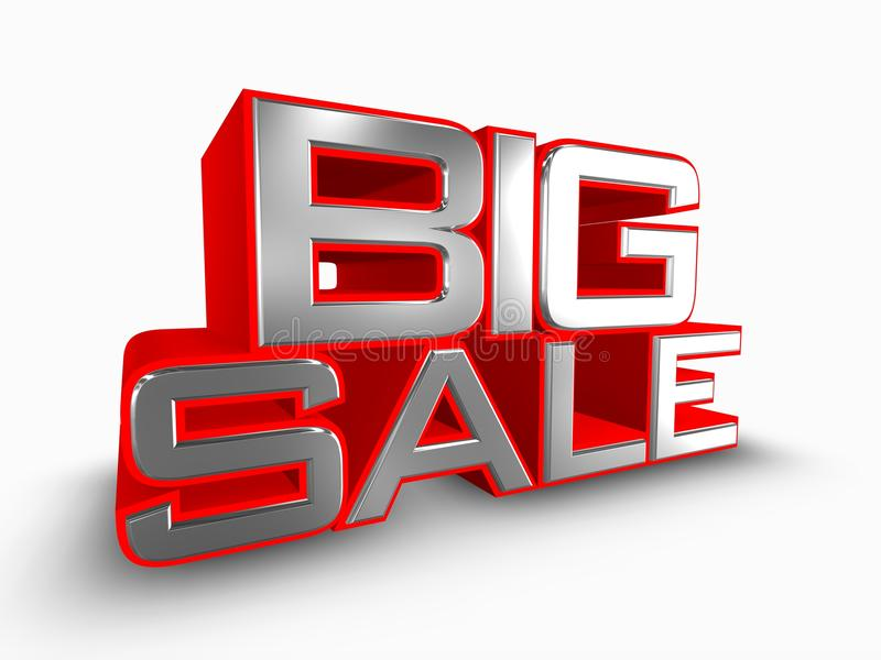 Download Big sale stock illustration. Image of display, consumer - 18288950