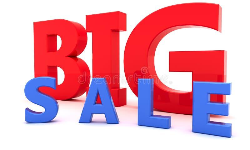 Big Sale Stock Image