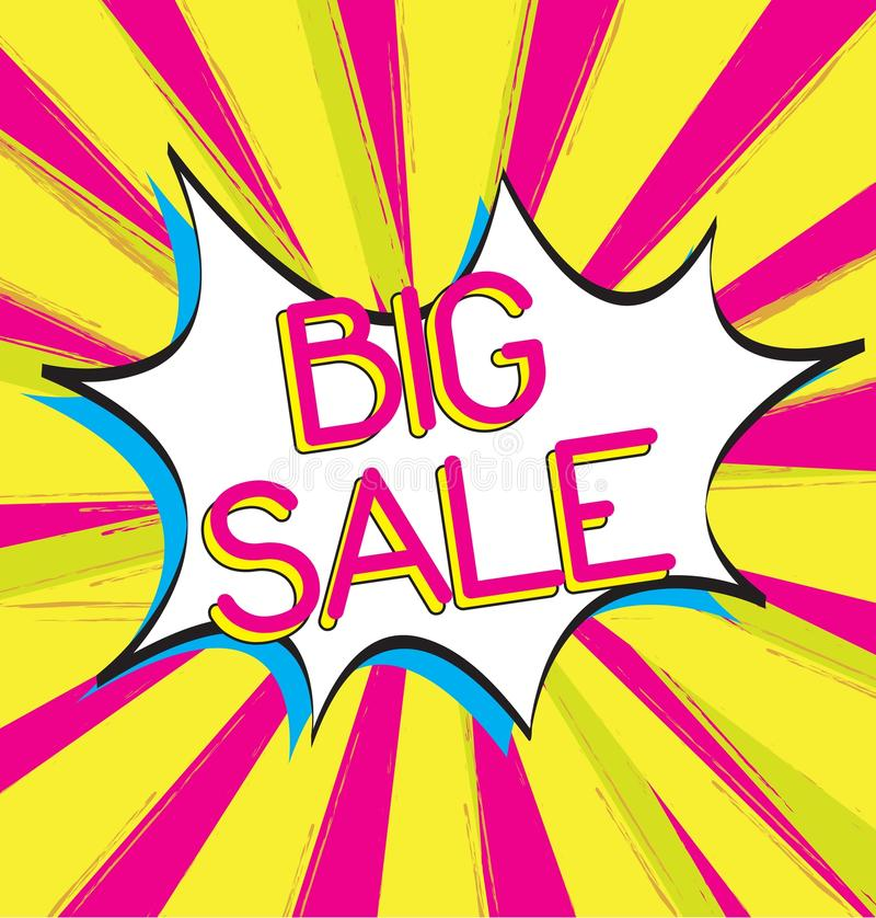 Download Big Sale Stock Photography - Image: 25870172