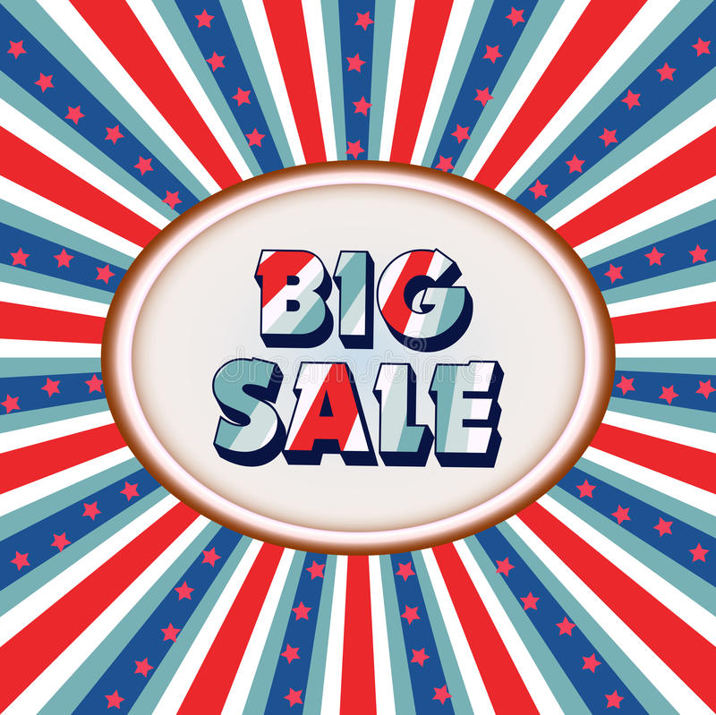 Download Big Sale Attractive Poster Stock Photos - Image: 32239663