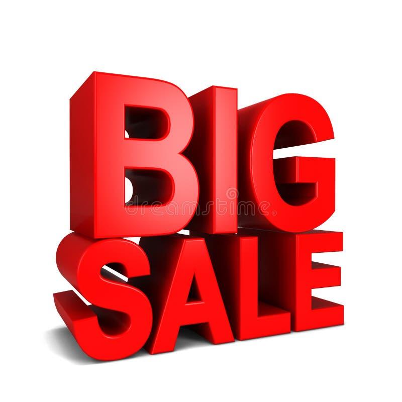 Big sale stock illustration illustration of commerce for Large photos for sale