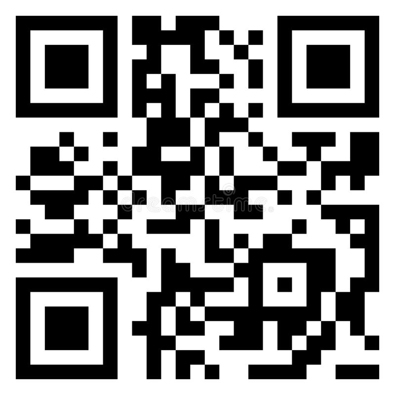 Free Big Sale Data In Qr Code. (modern Bar Code). EPS 8 Royalty Free Stock Images - 17497259