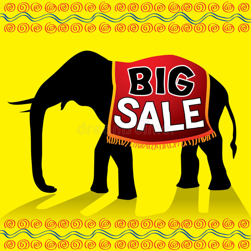 Big sale elephant poster
