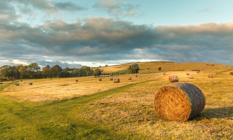 Big Skies. Mynidd Illtyd common,Brecon Beacons, Wales stock image