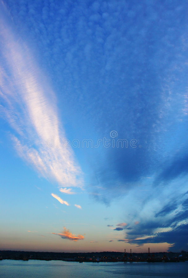 Free Big Sky Stock Image - 1255721